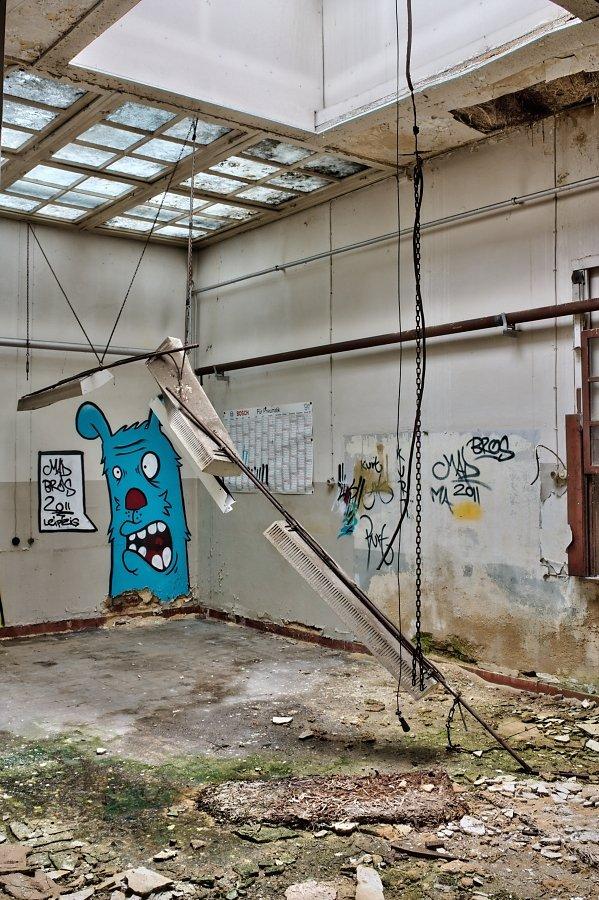 Versteckte Kunst II
