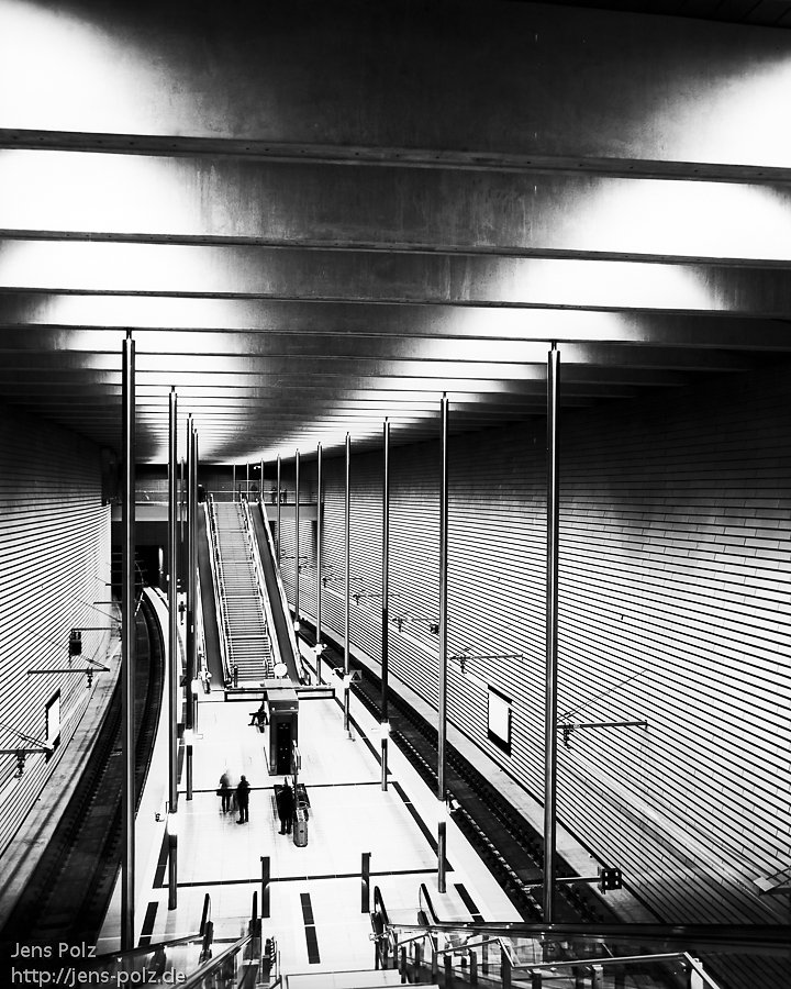 City tunnel II